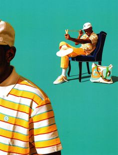 a19d6bc2a35 Golf Wang Just Released a Print-Heavy FW16 Collection   ImportantThingsYouNeedToKnowInGolf Tyler The Creator Wallpaper