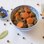 Gulasz wołowy z marchewką (AIP protokół)
