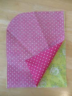 My Cotton Creations: 3 Pocket Scissor Case Tutorial