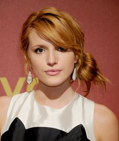celebrity hairstyles, hairstyles for women, latest hairstyles, side fringe hairstyles