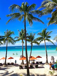 White Beach Boracay Philippines in Station 2