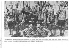 Serbian Volunteers from Indiana, USA WWI