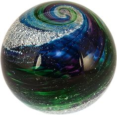 Glass Globe Memorials from Cremation Ash