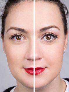 Schlupflider? 5 Tipps, mit denen ihr sie einfach wegschminken könnt   Stylight
