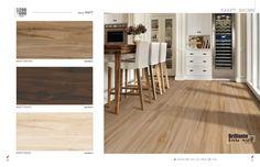 Kraft - Millennium Tiles 600x1200mm (24x48) Digital Porcelain Recta Matt Wood Design Tiles Series  - Kraft Brown  - Kraft Wood  - Kraft Beige