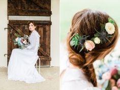Vintage Boho Bride // Photography ~ Lisa Digliglio