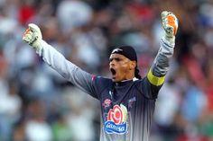 Miguel Calero. Great Keeper. RIP