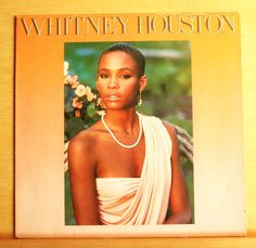 WHITNEY HOUSTON Same - Vinyl LP Saving all my Love for you How will i know RARE