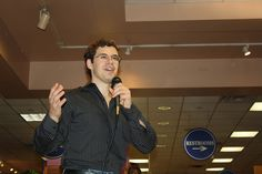 Christopher Paolini - November 19, 2011