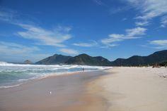 Praia da Barra, Rio de Janeiro