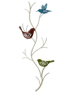 Bird Metal Wall Art bird metal art | for the home | pinterest | metal walls, wall