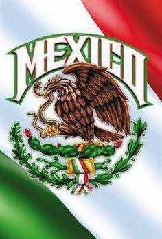 ...QUE HERMOSO ES MI SUELO MEXICANO CUNA DE GRANDES HOMBRES Y MUJERES. POR ESO CREO EN TI PATRIA MIA. COMO MEXICO NO HAY DOS. Mexican Artwork, Mexican Paintings, Chicano Studies, Chicano Art, Mexico Style, Mexico Art, Mexican Restaurant Decor, Chicano Lettering, Aztec Culture