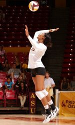 Sun Devil Volleyball 2012 Incoming Class Ranked #21