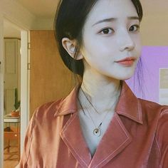 Find images and videos about ulzzang, hwamin and doll face on We Heart It - the app to get lost in what you love. Korean Make Up, Korean Girl, Asian Girl, Son Hwamin, Hwa Min, Uzzlang Girl, Pink Eyes, Thing 1, Woman Face