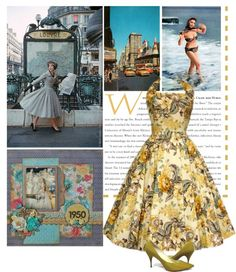 """""""vintage 50s"""" by poeticprincess on Polyvore"""