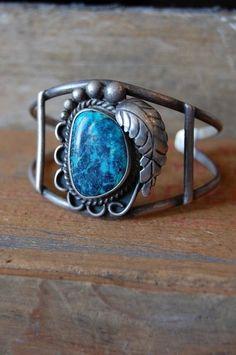 vintage navajo ring.