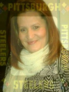 I'm Maria Puerto Rican SteelersGirl admin of Steelers Art Attack FB page.
