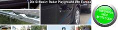 Untenstehender Artikel stand am 5. August 2014 in der TZ-Online. Damit ist deutlich daß zu schnell fahren in der Schweiz ein hohes Risiko ist. Radarwarner STIG Der einzige weg um ohne sorgen in der Schweiz zu fahren ist mit ein legalen Radarwarner STIG. Es gibt übrigens nur ein Gerät was legal ist, daß ist der …