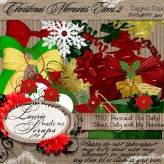 "Photo from album ""lrchristmasmemorieskit"" on Yandex. Digital Scrapbooking, Digital Papers, Cover Pages, Views Album, Yandex, Clip Art, Kit, Table Decorations, Memories"