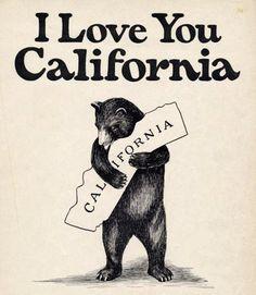#california http://media-cache5.pinterest.com/upload/269864202640836910_AuFQrYHs_f.jpg http://bit.ly/Htuyzo tashc things for my wall
