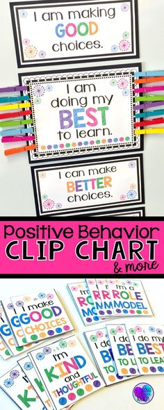 A clip chart with a twist! Behavior management is a snap with this behavior chart. Whole-class and individual clip charts mixed with brag tags make your classroom management easy to maintain day after day. Click to find out more!