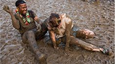 People playing in the mud - Google Search Mud, Bathing Suits, Play, Google Search, People, Swimwear, One Piece Swimsuits, Swimsuits, One Piece Swimsuit