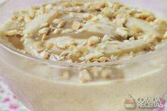 Receita de Sorvete de banana com calda de cravo e canela - Comida e Receitas