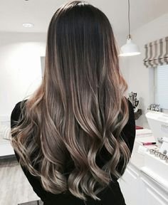 6 Great Balayage Short Hair Looks – Stylish Hairstyles Brown Hair Balayage, Brown Blonde Hair, Hair Color Balayage, Hair Highlights, Ombré Hair, Gorgeous Hair, Beautiful, Pinterest Hair, Cool Hair Color