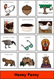 9 Best Henny Penny images  Henny penny, Tree study, Creative curriculum