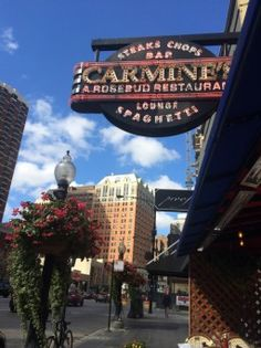 Restaurantes em Chicago