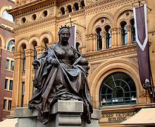Queen Victoria Building - Wikipedia, the free encyclopedia