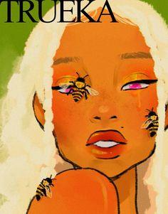 Arte Indie, Indie Art, Arte Dope, Dope Art, Arte Hippy, Art Sketches, Art Drawings, Kunst Tattoos, Art Tattoos