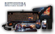 Razer Licensed Peripherals: Battlefield 4™ Gaming Peripherals - Razer United States