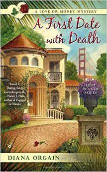 Cozy Wednesday on Friday with Diana Orgain - Author of A First Date with Death - Escape With Dollycas Into A Good Book I Love Books, New Books, Good Books, Books To Read, Best Mysteries, Cozy Mysteries, Murder Mysteries, Mystery Novels, Mystery Series