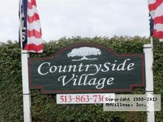 Countryside Village In Hamilton OH Via MHVillage Mobile HomesParks