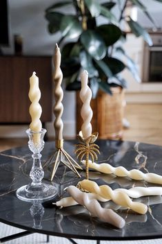 Taper Candles, Diy Candles, Happy New Home, Diy Candle Holders, Room Inspiration, Diys, Diy Furniture, Place Card Holders, Diy Crafts