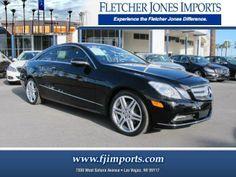 2010 Mercedes-Benz E-Class, 47,555 miles, $33,995.