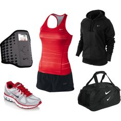 Nike Fitness, created by jklmnodavis...  I so need this one...lol