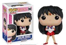 Funko Pop! Animation Sailor Moon Sailor Mars Vinyl Figure Toy #92