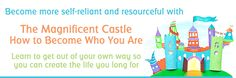 More resourceful and self reliant! Getting Out, Coaching, How To Become, Castle, Self, Learning, Fun, Life, Training