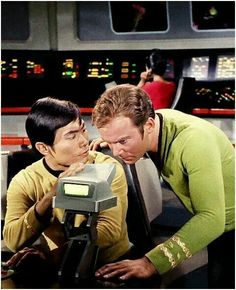 Sulu & Kirk