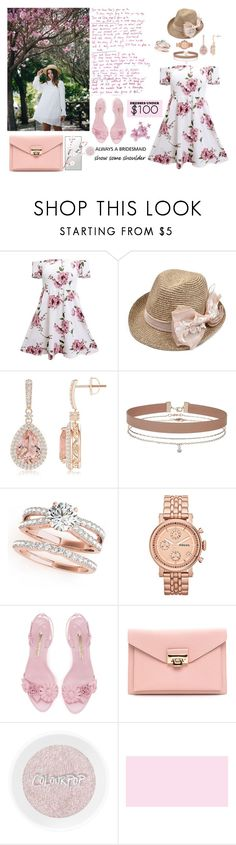 """""""L"""" by ali-0 on Polyvore featuring мода, Miss Selfridge и FOSSIL"""