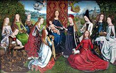 Mystical marriage of Saint Catherine - Wikipedia, the free encyclopedia