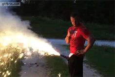 Celebrate America's independence by watching these idiots blow themselves up.