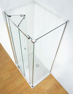 bi fold shower door - Google Search