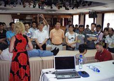 Всекитайская конференция особых методов лечения Традиционной китайской медицины. Июль, 2009 год.