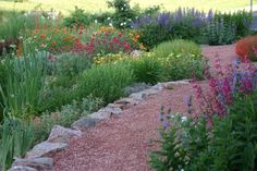 Southeastern Colorado Water Conservancy District Demonstration Xeriscape Garden - Pueblo, Colorado