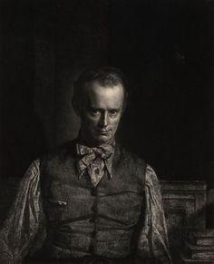Gerald Leslie Brockhurst (1890-1978) - Henry Rushbury, Esq., 1930