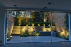 Discover modern garden design in the philippines on Garden server Modern Courtyard, Courtyard Design, Backyard Garden Design, Patio Design, Backyard Landscaping, Internal Courtyard, Contemporary Garden Design, Contemporary Landscape, Landscape Design