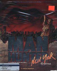 Atari ST Games - Manhunter: New York